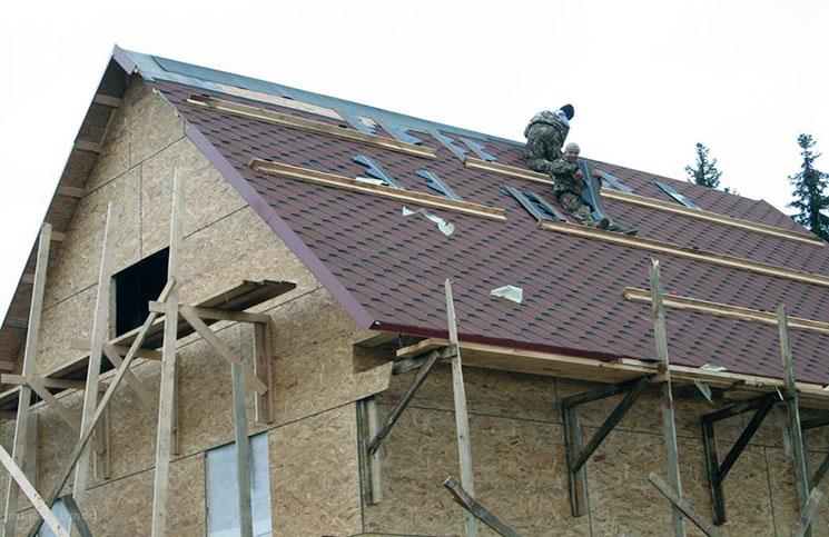 Безопасность работы на крыше