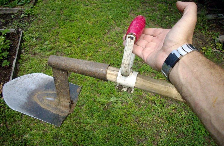 Пискуновская лопата