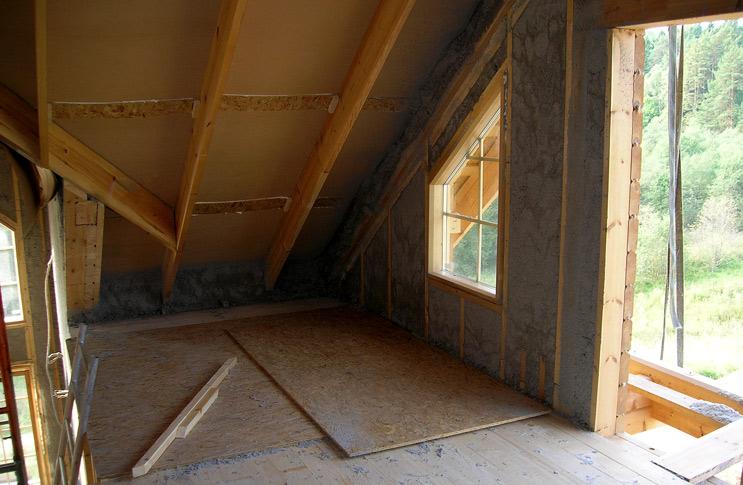 Как утеплить стены внутри дома на даче