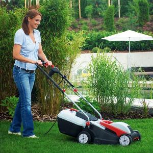 Выбрать газонокосилку
