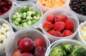 Замороженные овощи как способ хранения урожая
