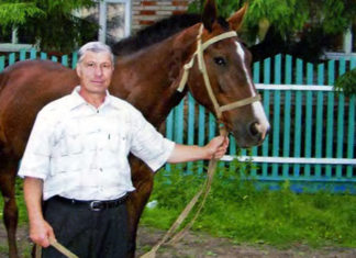 Гусман Шарипов и его помощница