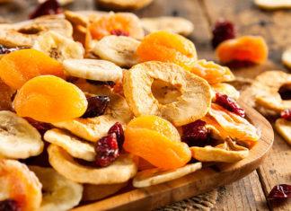 Как сушить плоды на зиму в домашних условиях?